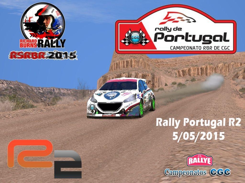 Roadbook Rally Portugal R2 Rally11