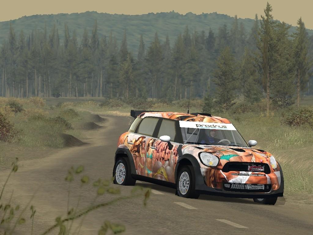 Crónica Rally  Argentina R1 Richar22