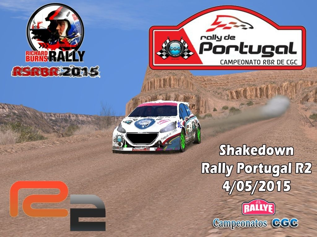 Confirmación Shakedown Rally Portugal R2 04/05/2015 Shaked10