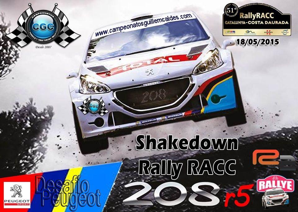 Confirmación Shakedown Rally RACC Catalunya-Costa Daurada R2 18/05/2015 Shaked11