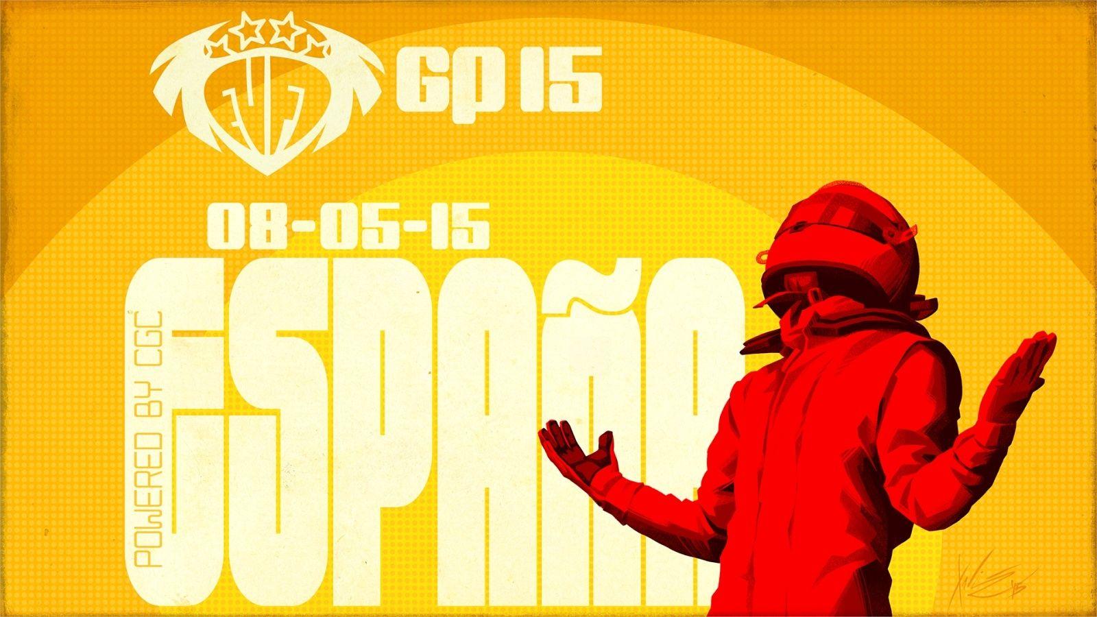 """[15/19] #EVF1 GP España """"Montmeló"""" 08/05/15 Spain10"""