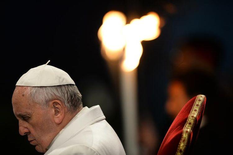 L'Appel Pascal du Pape François en faveur des Chrétiens persécutés 72927011