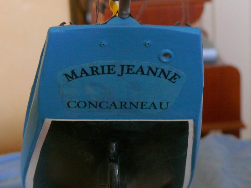 LA MARIE JEANNE Thonier de Concarneau d'Artésania Latina au 1/50e par ZEBULON29200. - Page 3 Photo227