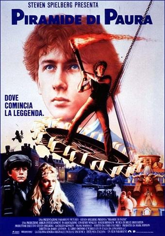 Piramide di paura – Young Sherlock Holmes (1985) Redire16