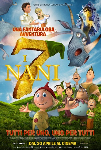 I 7 nani (2015) Redire23