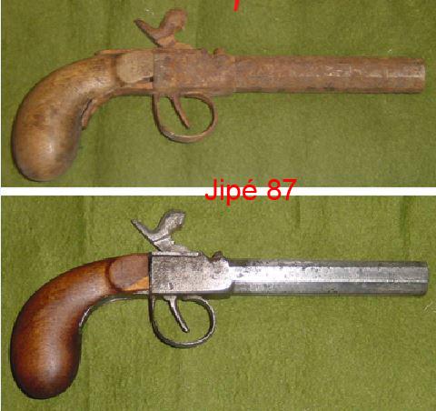 pistolet de poche non reglementaire  Pistol12