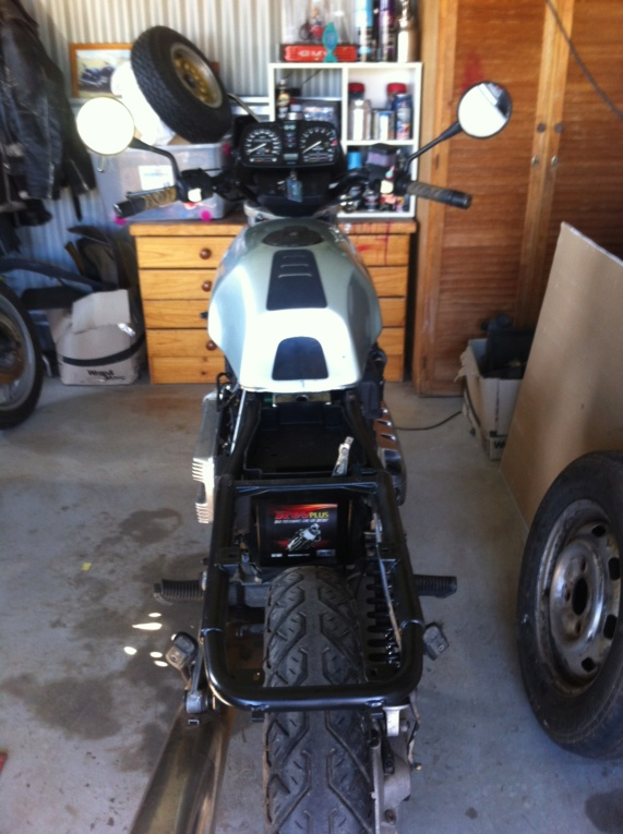 1984 K100RT and DJP Sidecar Project.  - Page 2 Img_0713