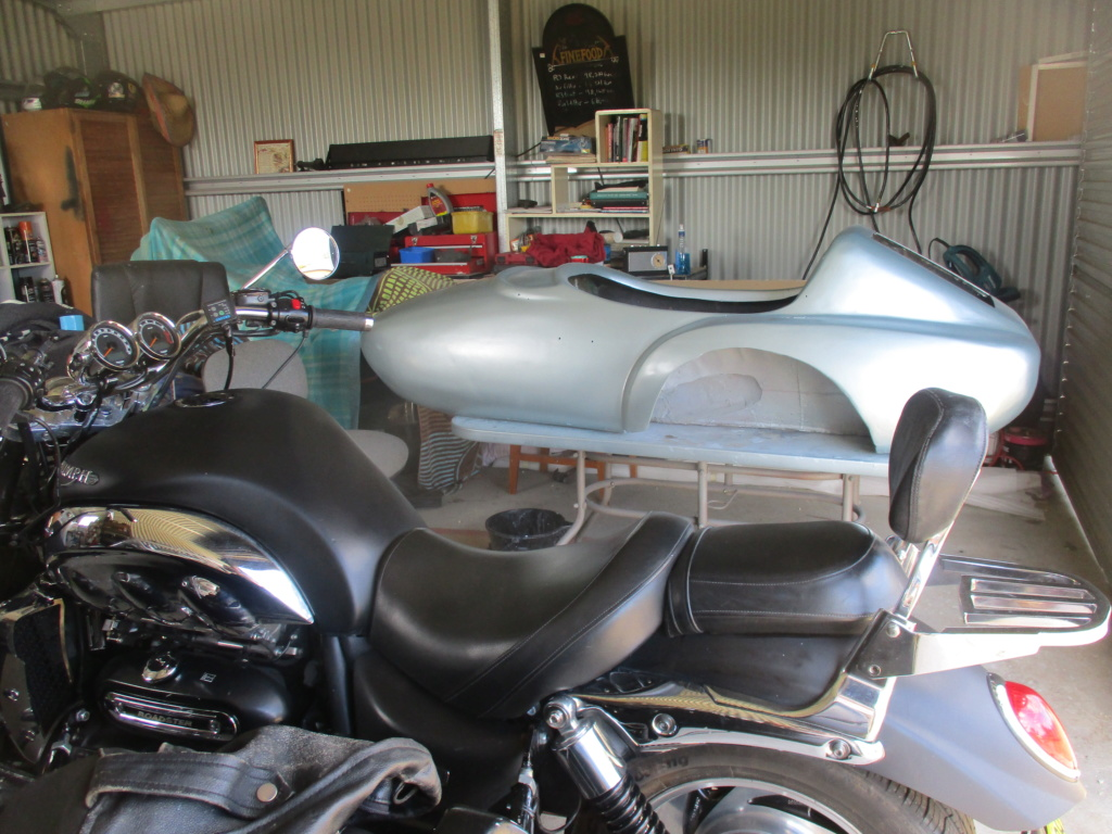 1984 K100RT and DJP Sidecar Project.  - Page 2 Img_4111