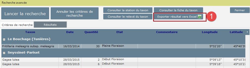 Evasion v6.7.1 integration d'évolutions demandées Result10