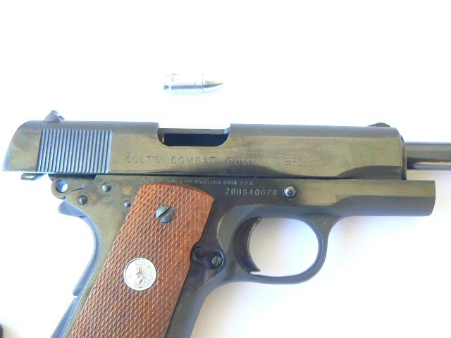Colt Commander 9 para. 0810