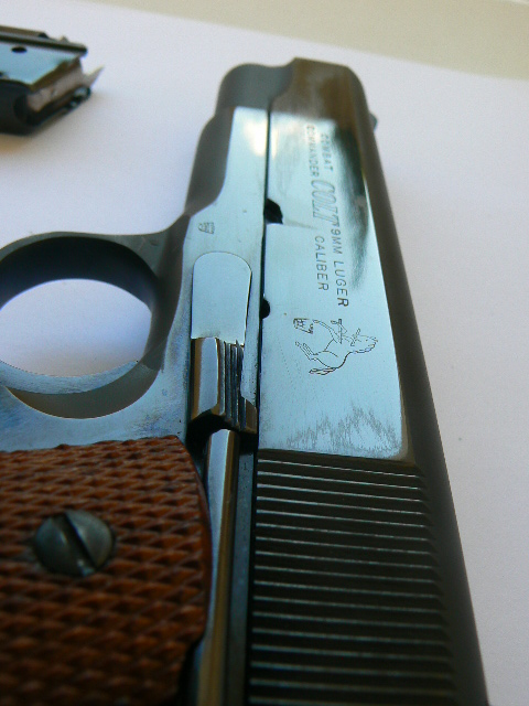 Colt Commander 9 para. 1012