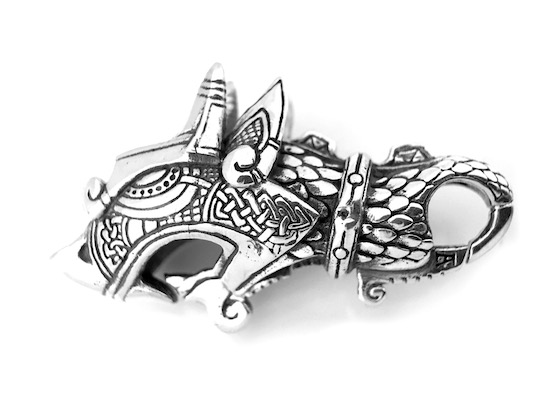 Faerybeads Nighogg Viking Dragon lock - coming soon Faeryb10
