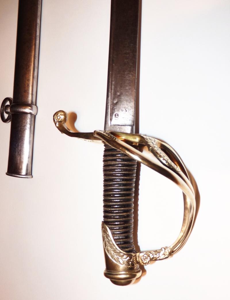 Sabre de cavalerie légère 1816 P1030211