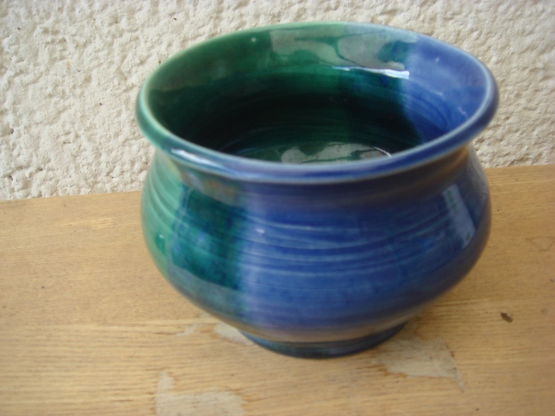 Any ideas...nice glaze..TL MAXX ? Two marks..initials ?? Copied54