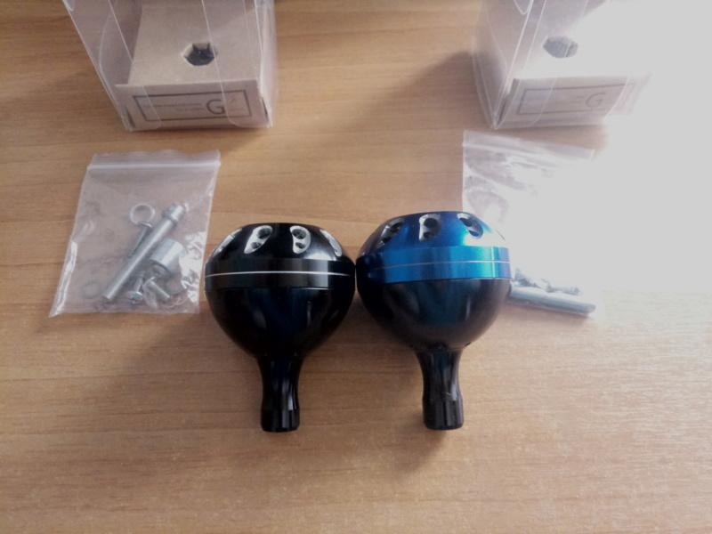 [VENDO][NUOVI] Custom Knob - mio errato acquisto  P8092413