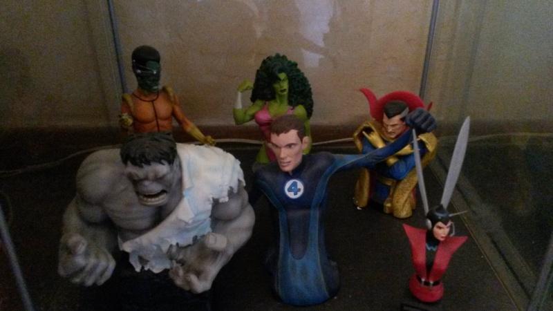 La petite collec de Avengers  20140417