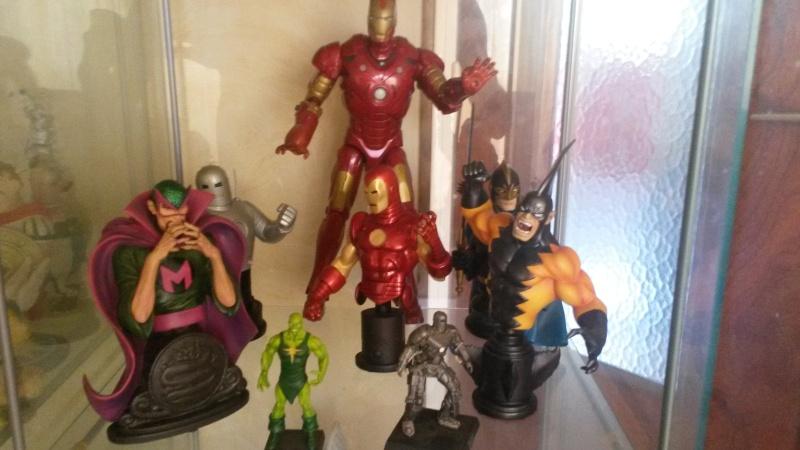 La petite collec de Avengers  20140427