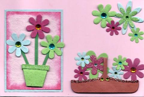 Maria's  Spring to Karelyn Postca10