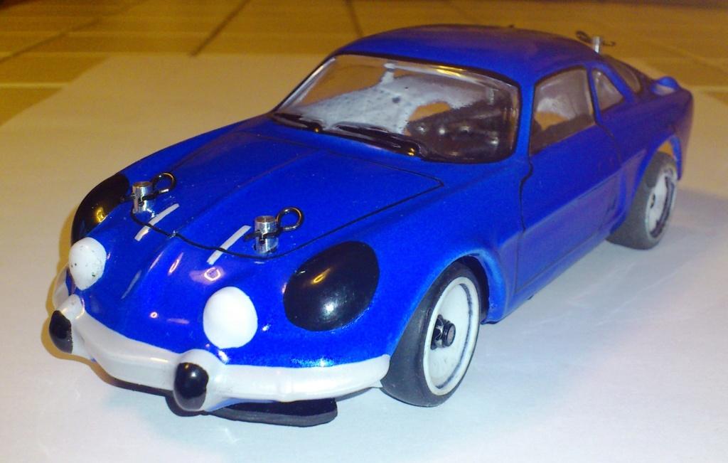 Alpine A110 et Renault Truck Alpine10