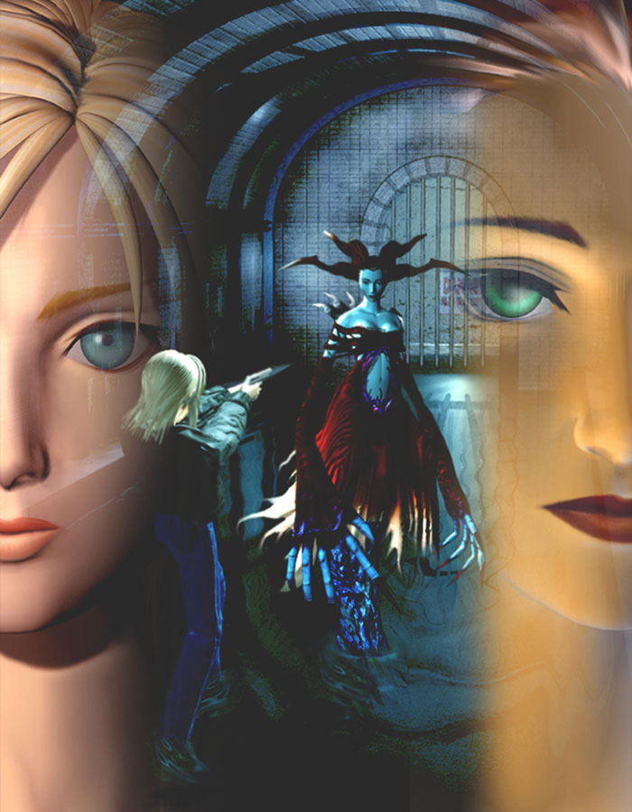 Parasite Eve (F/F EC MC) Face_o10