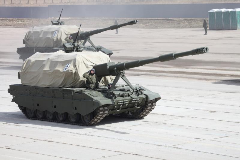 2S35 Koalitsiya-SV 152mm - Page 9 2015al10