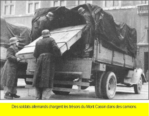 """La destruction de l'Abbaye du Mont-Cassin par les """"Alliés"""" en 1944 Mont_c12"""