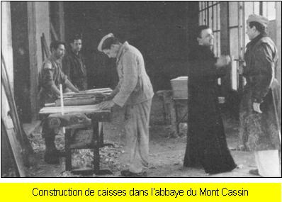 """La destruction de l'Abbaye du Mont-Cassin par les """"Alliés"""" en 1944 Mont_c13"""