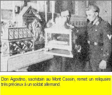 """La destruction de l'Abbaye du Mont-Cassin par les """"Alliés"""" en 1944 Mont_c14"""