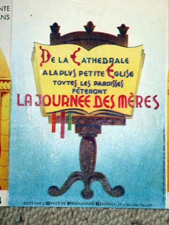 Consécration de la France au Cœur Immaculé de Marie le 22 Novembre 1940 et le 28 Mars 1943 Tract_10