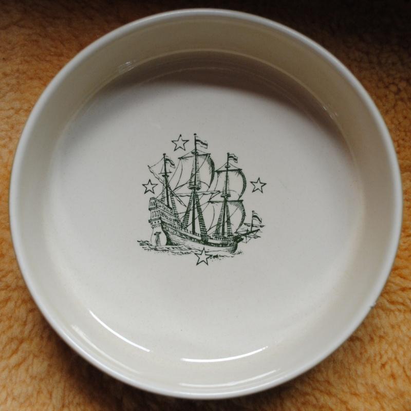 Branded Ware... including Tasman Pulp & Paper dishes 06710