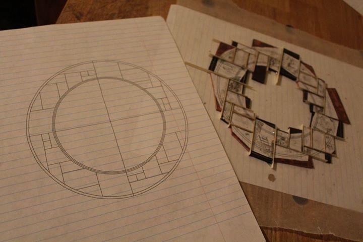 "Benjamin Paldacci OM#5: ""La Mondrian"" 11026010"