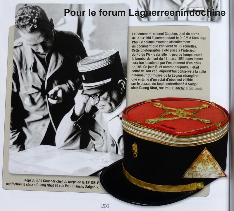 Lieutenant-Colonel Jules GAUCHER 13è DBLE MPLF 1954 Lt_col10