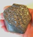 small rock like pot Img_4810