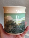 Mochaware, Roger & Tim Irving Little, Boscastle / Camelot Pottery Img_8713