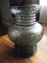 Scandinavian pewter glass vase? Beautiful!!! Dscf1513