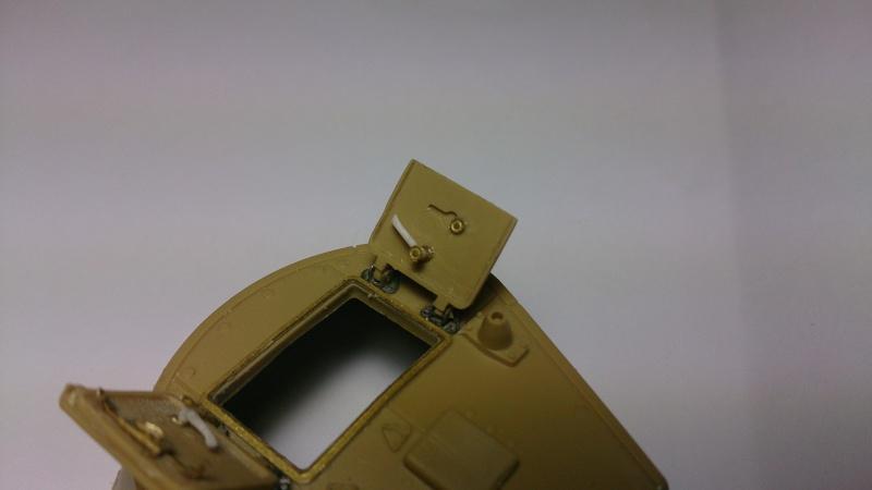 CARRO ARMATO M13/40 TAMIYA PE ET ACCESSOIRES ROYAL MODEL 1/35 TERMINE Ca0310
