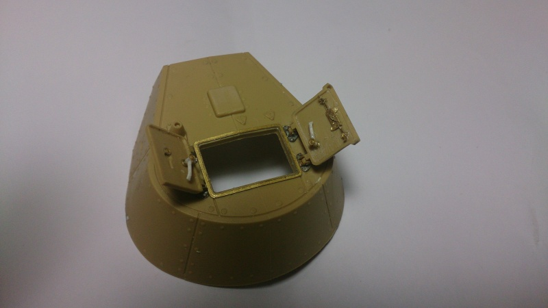 CARRO ARMATO M13/40 TAMIYA PE ET ACCESSOIRES ROYAL MODEL 1/35 TERMINE Ca0410