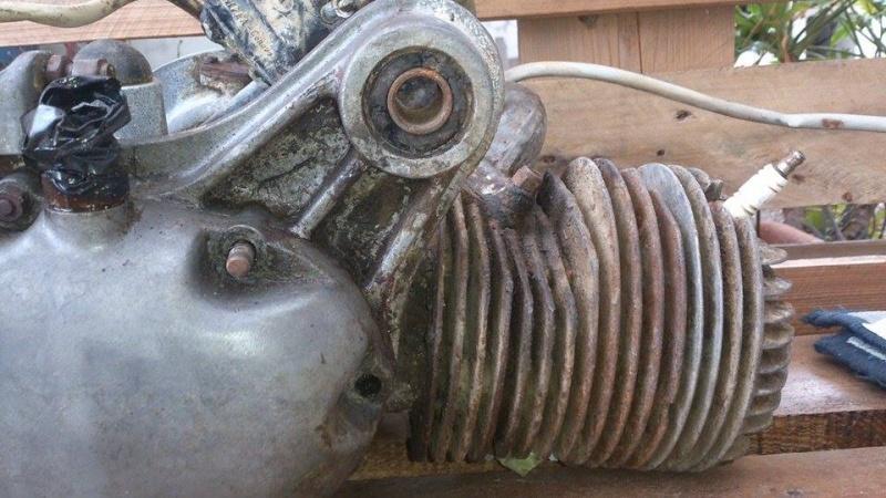 Alessio Vs. Restauro motore Lambretta - PRIMA PARTE DI UN SOGNO CHE PIANO PIANO SI REALIZZA! 10877910