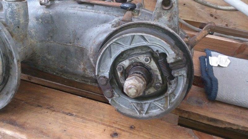Alessio Vs. Restauro motore Lambretta - PRIMA PARTE DI UN SOGNO CHE PIANO PIANO SI REALIZZA! 10953010