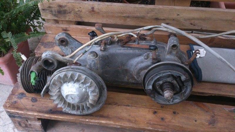 Alessio Vs. Restauro motore Lambretta - PRIMA PARTE DI UN SOGNO CHE PIANO PIANO SI REALIZZA! 10956210