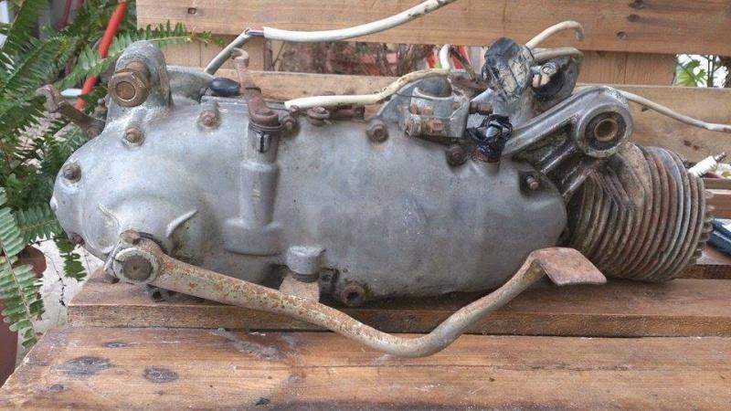 Alessio Vs. Restauro motore Lambretta - PRIMA PARTE DI UN SOGNO CHE PIANO PIANO SI REALIZZA! 10957710