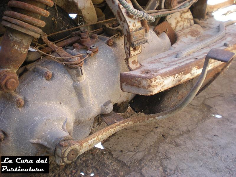 Alessio Vs. Restauro motore Lambretta - PRIMA PARTE DI UN SOGNO CHE PIANO PIANO SI REALIZZA! Dscn3312
