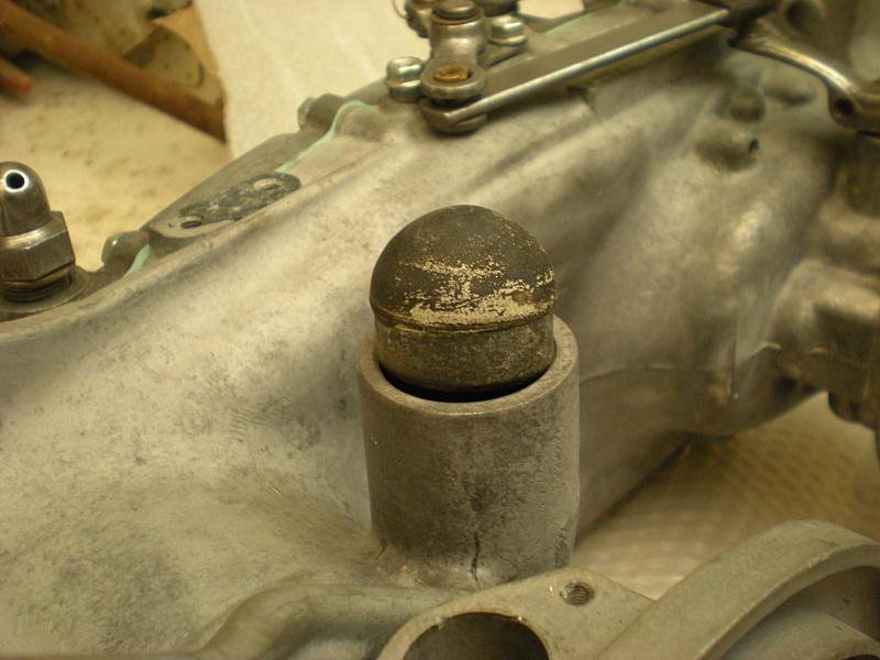 Alessio Vs. Restauro motore Lambretta - PRIMA PARTE DI UN SOGNO CHE PIANO PIANO SI REALIZZA! Dscn4210
