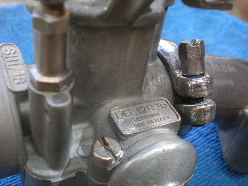 Alessio Vs. Restauro motore Lambretta - PRIMA PARTE DI UN SOGNO CHE PIANO PIANO SI REALIZZA! Dscn4212