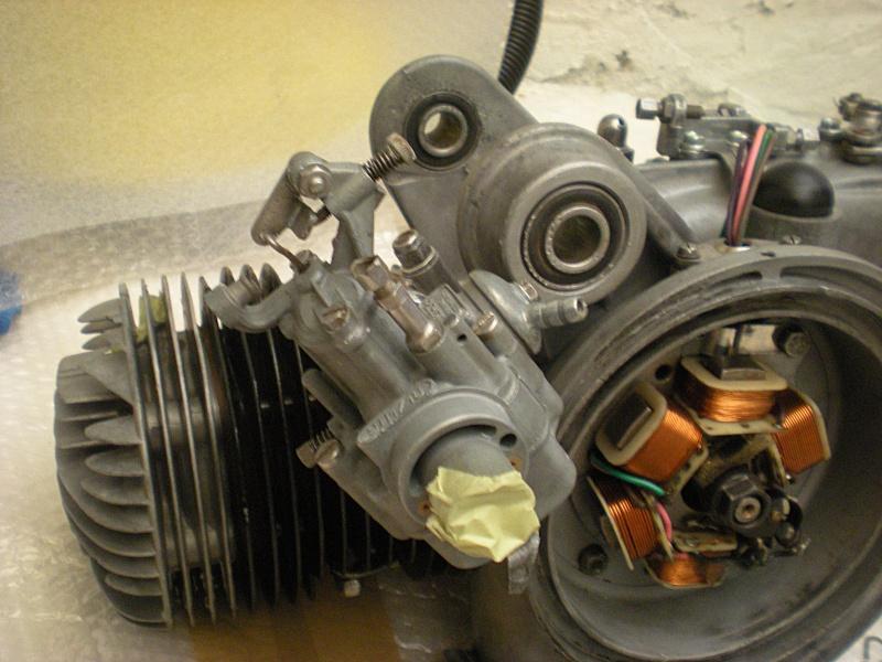 Alessio Vs. Restauro motore Lambretta - PRIMA PARTE DI UN SOGNO CHE PIANO PIANO SI REALIZZA! Dscn4315