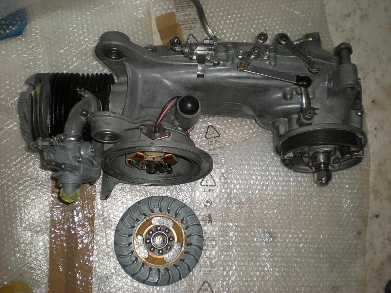 Alessio Vs. Restauro motore Lambretta - PRIMA PARTE DI UN SOGNO CHE PIANO PIANO SI REALIZZA! Dscn4318