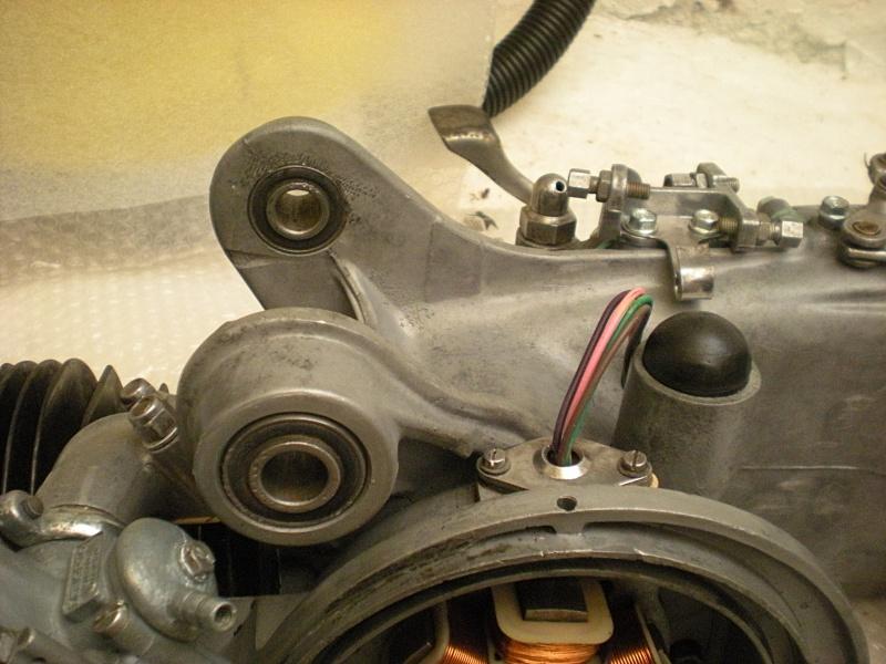 Alessio Vs. Restauro motore Lambretta - PRIMA PARTE DI UN SOGNO CHE PIANO PIANO SI REALIZZA! Dscn4319