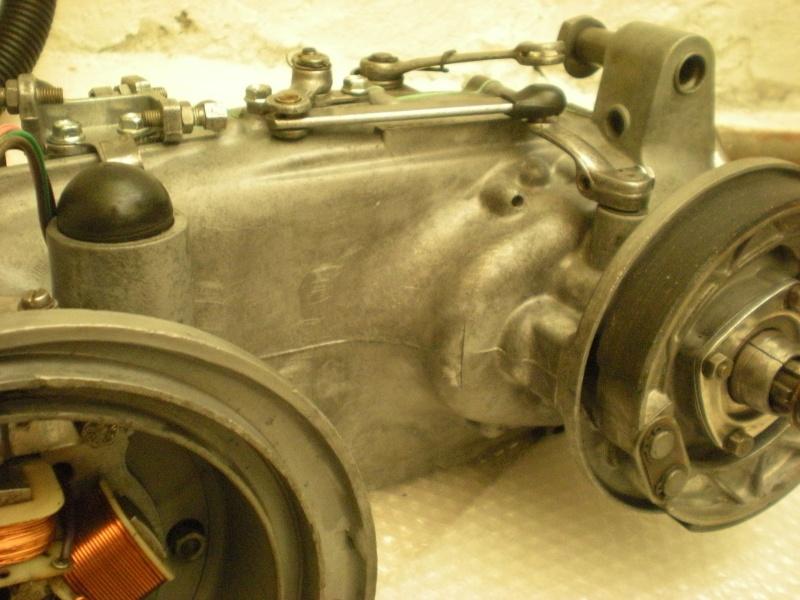 Alessio Vs. Restauro motore Lambretta - PRIMA PARTE DI UN SOGNO CHE PIANO PIANO SI REALIZZA! Dscn4320