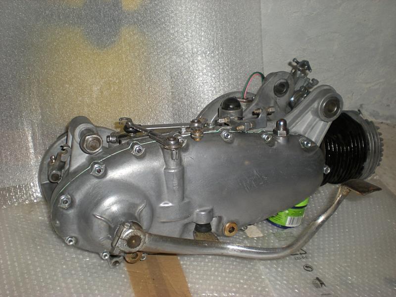 Alessio Vs. Restauro motore Lambretta - PRIMA PARTE DI UN SOGNO CHE PIANO PIANO SI REALIZZA! Dscn4322