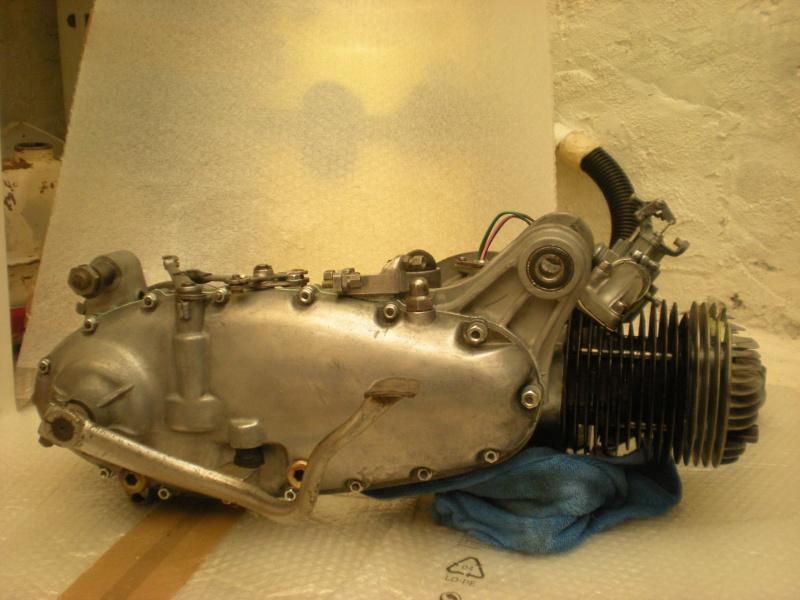 Alessio Vs. Restauro motore Lambretta - PRIMA PARTE DI UN SOGNO CHE PIANO PIANO SI REALIZZA! Dscn4323